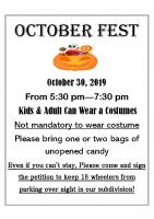 OctoberFest-2019